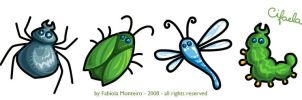 little insects 2 by cifaela