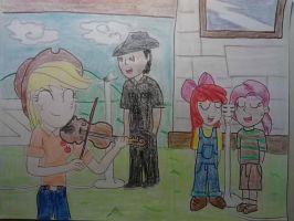 Folks and a folk song by justaviewer94