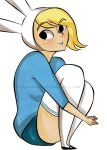 Adventure Time: Fionna by ladyburara