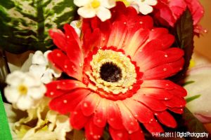 Artificial flower by vhive
