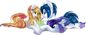 Crystal Wishes and Silent Knight by BlackFreya