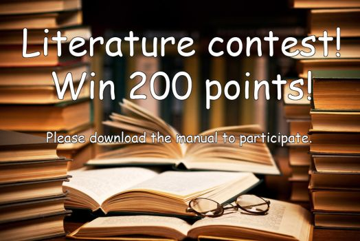 Contest! Win 200 points! (Deadline: May 15th 2017) by Aenea-Jones