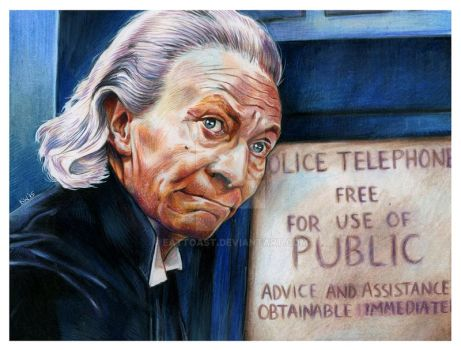 1st Doctor by EatToast