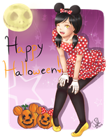 Happy Halloween! 2012 by Aisuki-Chan