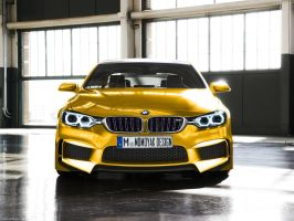 BMW F80 M3 Coupe by MOMOYAK by MOMOYAK
