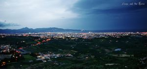 Heraklion by Night by Eivone-and-the-Noose