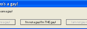 Error message-gay by Stickbomber