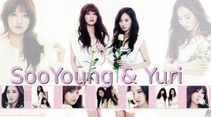 SooYoung and Yuri Photoshoot Wallpaper by ForeverK-PoPFan