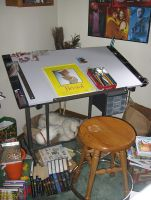 My Workstation by Idess