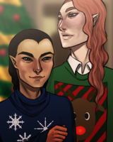 Christmas sweaters by FeatherFactory