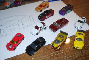 Hot Wheels JDMs by Ricky47