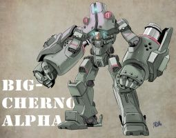 Big-cherno alpha by shepherd0821