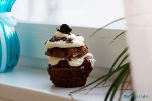 Black Forest Cupcakes by Cailleanne