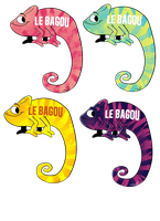 For Le Bagou by chillyfranco
