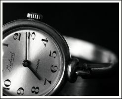 -old watch- by louline