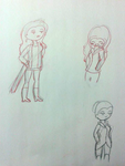 Swan Doddles by ColourKuria-Chan