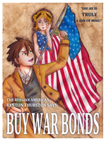 Commission: Historyman101 (BUY WAR BONDS) by ColorMyMemory