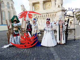 Trinity Blood by kanamecosplay