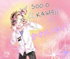 Pewdiepie: Corpse Party Kawaii by TB00