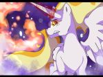 Burning Flames by Pon-Tea