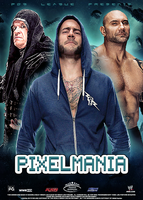 PIXELMANIA ~ Poster by MhMd-Batista