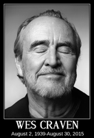 Wes Craven by slyboyseth