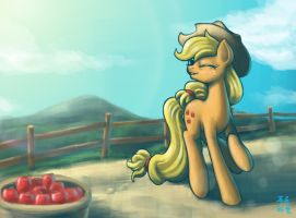 AppleJack by mrs1989