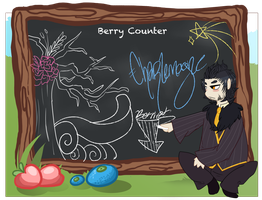 PMA: Charlemagne's berry counter by king-satan