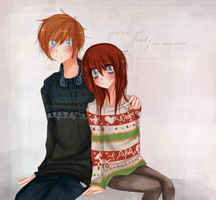 my ugly sweater boo by ceribeaus