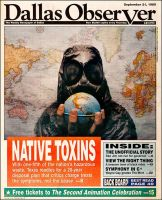 Native Toxins by JohnBerryPhotos