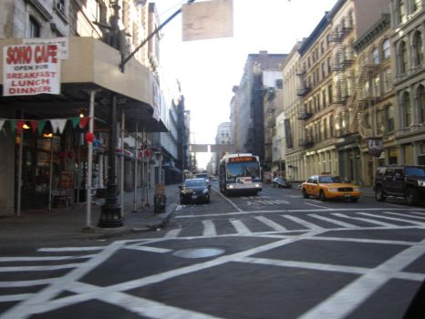 NYC Streets 2 by imposterable