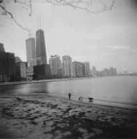 lake michigan by lapoursuite
