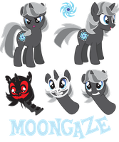 MoongazePuppets by Trotsworth