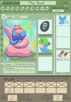 ''The Bard'' : PMDe App by Chibi-Castform