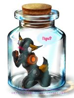 Bottled Rinzler by DCWyverx