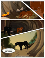 Greater Paths:Into the Fire - Pilot Page 3 by leafclan99