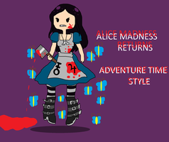 Alice Madness Returns Coloured by anthirules