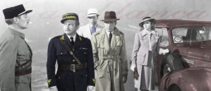 Casablanca Colorization Large by DoranBladefist