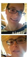 Myself 13-10-2012 (Photostrip) by Aiseiri