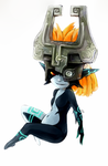 Midna 2 by NobleMoon