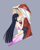 To Kiss a Hokage by luzhikari