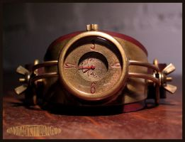 ClockworkAngel Steampunk Watch by DasKabinettWatches