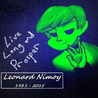 Live Long and Prosper by Strabius