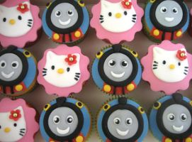 Cupcakes for Boys and Girls by Naera