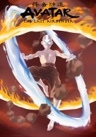 Aang by ExDNiVa09