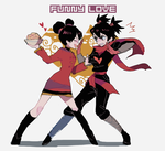 Pucca! by revolocities