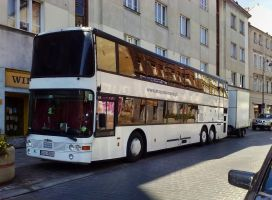 A bus from Belgium by Lew-GTR