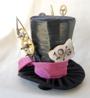 Tiny Top Hat: Steampunk Mad Hatter by TinyTopHats