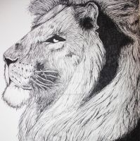 Aslan by Living-Life-Loud