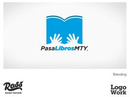 pasa libros MTY by ross-marisin